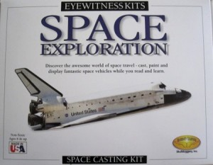 Plaster shuttle kit