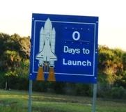 Zero days to launch
