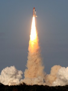 Discovery's final launch